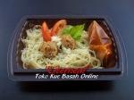 Spaghetti MeatBall untuk acara ulang tahun anak Jogja - pemesanan 081.2321.50.333